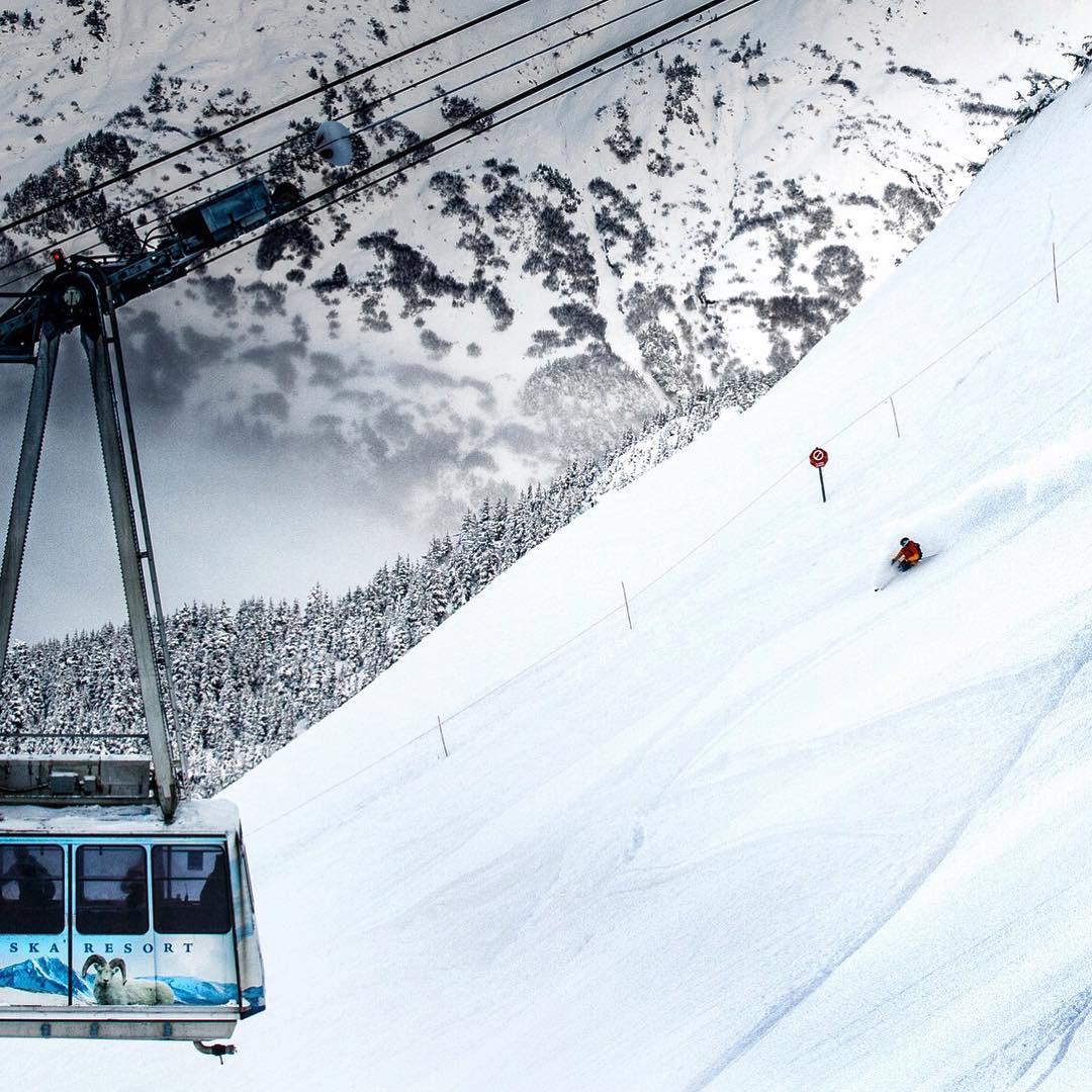 alyeska resort | alaska's destination ski resort