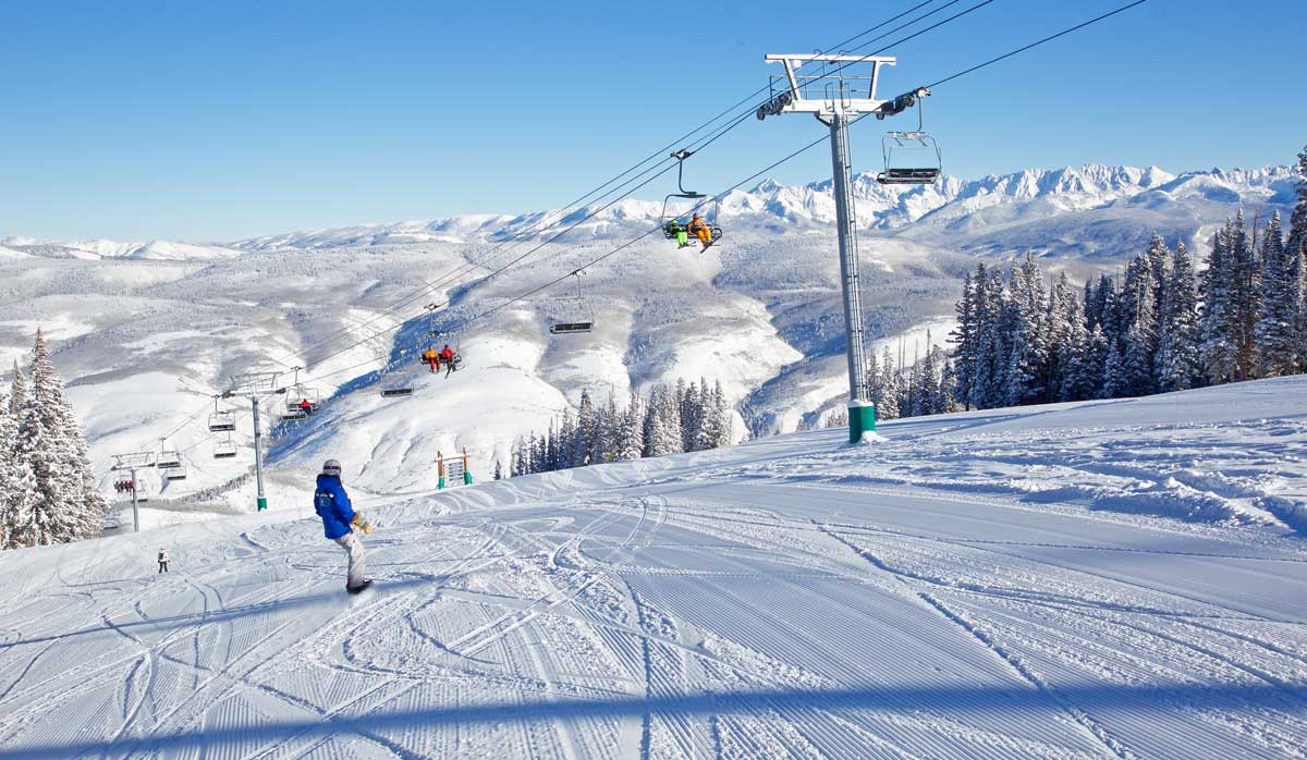 best ski resorts for early season, christmas & new year's snow - top