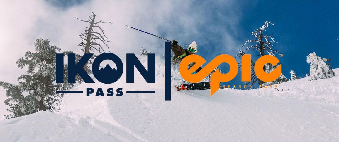 Ikon Pass vs Epic Pass | ZRankings