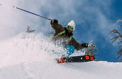Ikon epic skier small