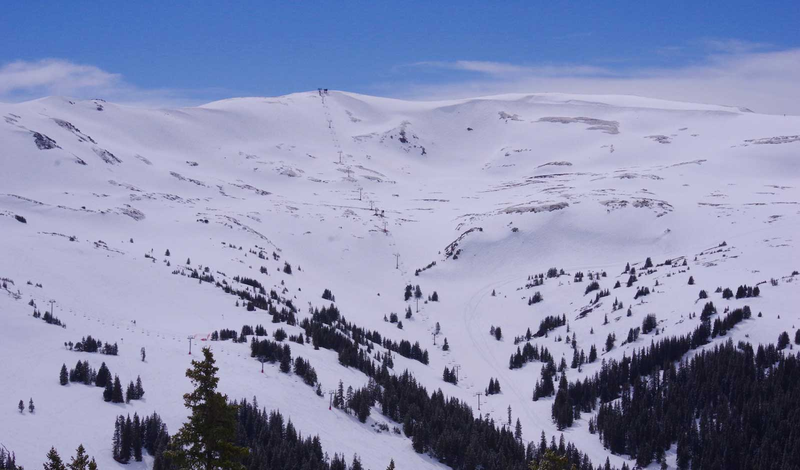 There's more to Loveland than most skiers realize.