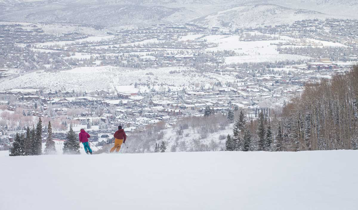 Many Park City locals simply gotta have the Epic Pass.
