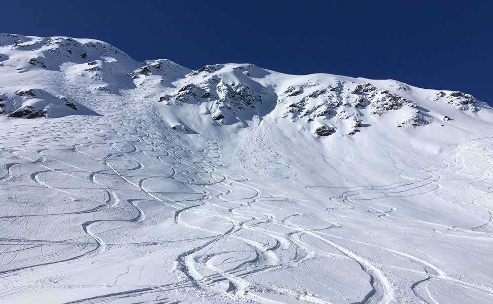 Experiencing the bounty of risk management in the Alps can nourish the soul.